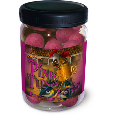 Kulki proteinowe Quantum Radical - Pink Tuna Pop Up