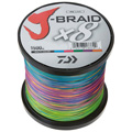 Plecionka Daiwa J-Braid x8 multicolor 1500 m