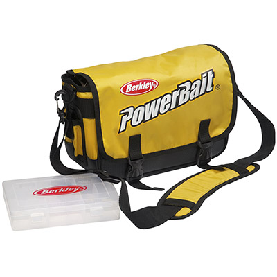 Torba spinningowa z pudełkiem Berkley Powerbait Bag S